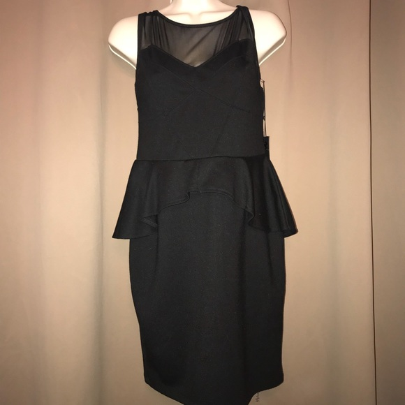 Poof Couture Dresses & Skirts - Sexy black dress size large NWT